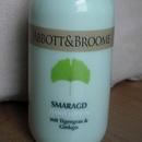 Abbott & Broome Smaragd Handlotion mit Tigergras & Ginkgo
