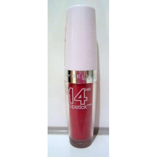 test lippenstift maybelline jade superstay 14h lippenstift farbe 510 non stop red. Black Bedroom Furniture Sets. Home Design Ideas
