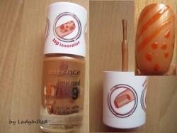 Produktbild zu essence colour and change magic effect nail polish – Farbe: 02 kind of magic