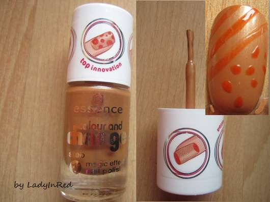 essence colour and change nail polish, Farbe: 02 kind of magic