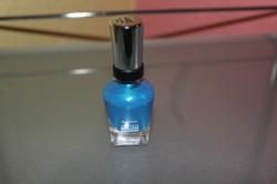 Produktbild zu Sally Hansen Complete Salon Manicure Nagellack – Farbe: 440 Calypso Blue
