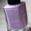 KIKO nail lacquer, Farbe: 330 Lilac