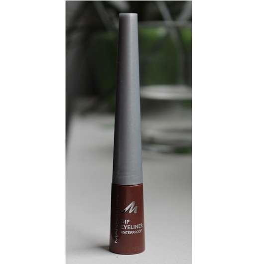 Manhattan Dip Eyeliner Waterproof, Farbe: 93W brown