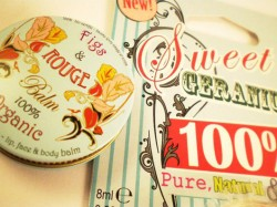 Produktbild zu Figs & Rouge Balm 100% Organic Sweet Geranium