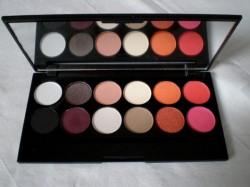 Produktbild zu Sleek MakeUP I Divine Respect Lidschatten Palette (LE)