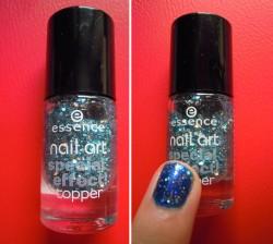 Produktbild zu essence nail art special effect topper – Farbe: 10 glorious aquarius