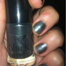 Blackbird Nagellack, Farbe: 03 Baby's In Black