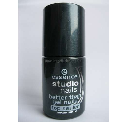 essence studio nails better than gel nails top sealer