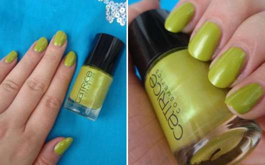 Catrice Ultimate Nail Lacquer, Farbe: 810 ACid/DC