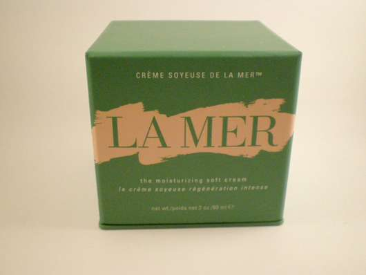 La mer MED Gesichtscreme Nacht ohne Parfüm 50 ml -