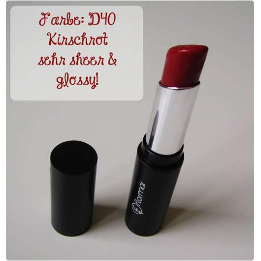 <strong>Flormar</strong> Deluxe Shine Gloss Stylo Lipstick - Farbe: D40