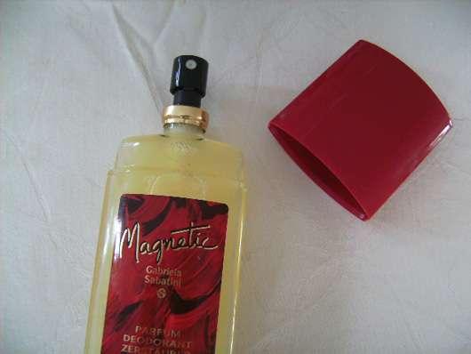 Test Damendüfte Gabriela Sabatini Magnetic Parfum Deodorant