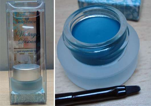 essence vintage district gel eyeliner set, Farbe: 01 shopping @ portobello road (LE)