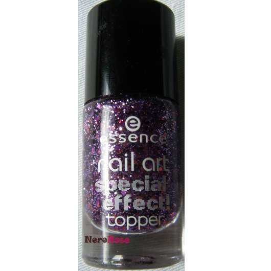 essence nail art special effect topper, Farbe: 01 it's purplicious