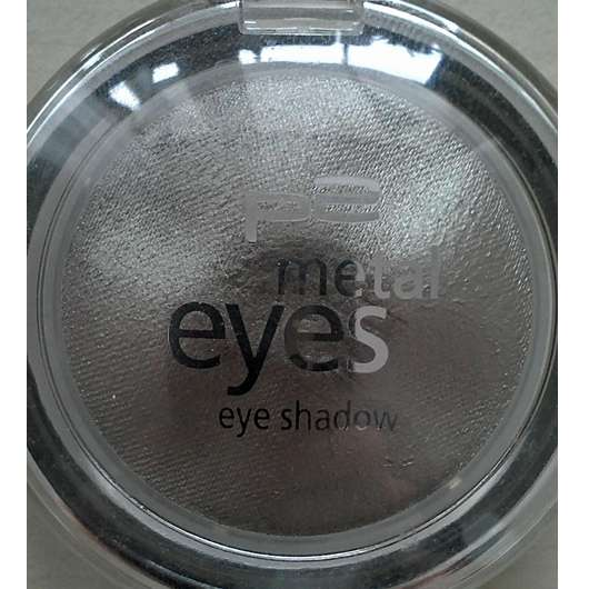 p2 metal eyes eye shadow, Farbe: 020 taupe elephant