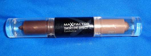 Max Faxtor Smoky Eye Effect Eyeshadow, Farbe: Bronze Haze