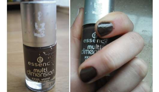 essence multi dimension XXXL shine nail polish, Farbe: 39 spicy