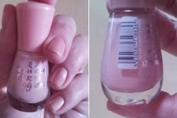Produktbild zu essence nude glam nail polish – Farbe: 02 iced strawberry cream