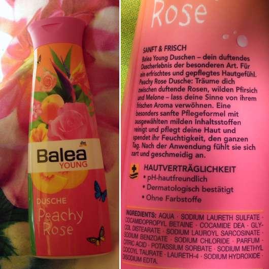 <strong>Balea Young</strong> Dusche Peachy Rose (LE)