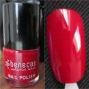 benecos Nail Polish, Farbe: red cherry
