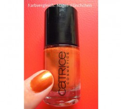 Produktbild zu Catrice Ultimate Nail Lacquer – Farbe: 560 Rusty But Sexy