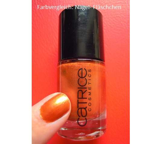 Catrice Ultimate Nail Lacquer, Farbe: 560 Rusty But Sexy