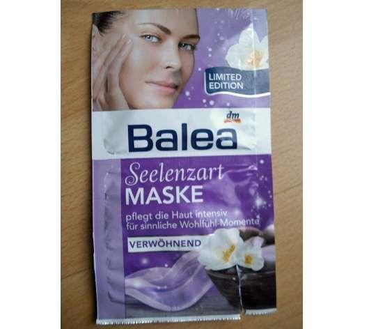 Balea Seelenzart Gesichtsmaske (LE)