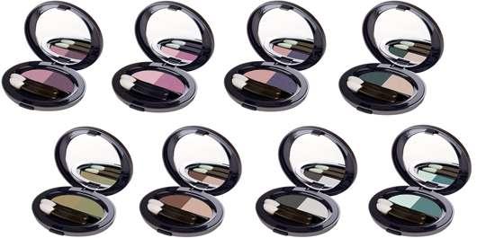 Die 10 neuen Duo Eyeshadows von LCN