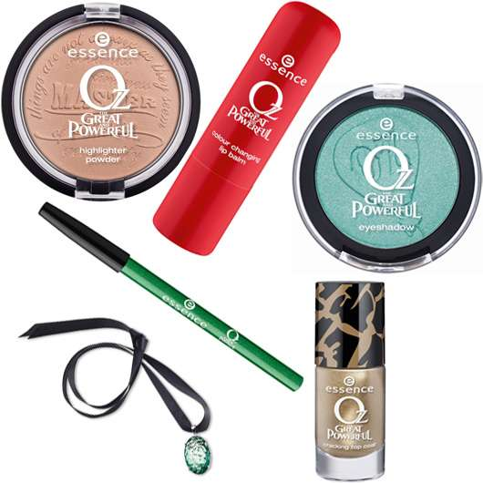 "essence trend edition ""oz the great and powerful"""