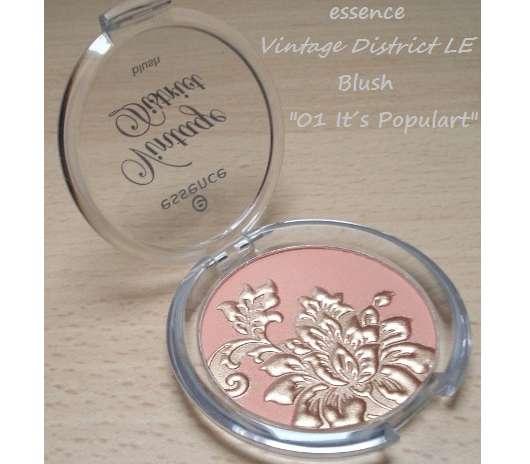 essence vintage district blush, Farbe: 01 it's populart (LE)