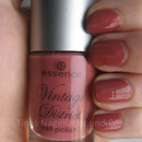 essence vintage district nail polish, Farbe: 03 antique pink (LE)