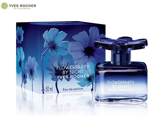 YVES ROCHER FLOWERPARTY BY NIGHT Eau de Parfum