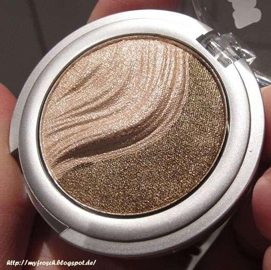 essence 3D eyeshadow, Farbe: 04 irresistible caramel creme