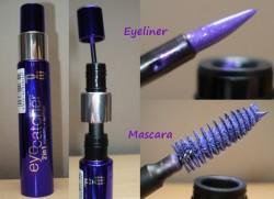 Produktbild zu p2 cosmetics eyecatcher 2in1 mascara + eyeliner – Farbe: 020 tokyo rush