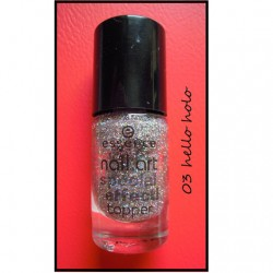 Produktbild zu essence nail art special effect topper – Farbe: 03 hello holo