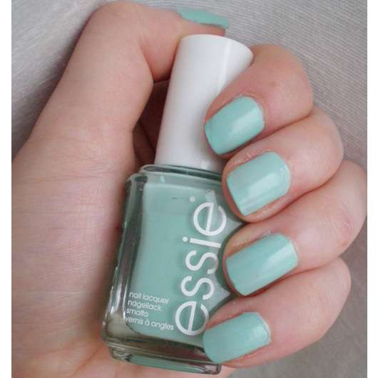 test nagellack essie nagellack farbe mint candy apple testbericht von cathamia. Black Bedroom Furniture Sets. Home Design Ideas