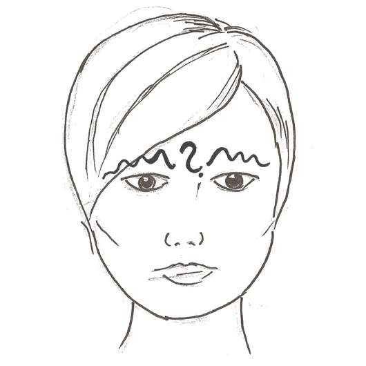 Augenbrauen-Styling gar nicht so einfach