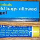 anatomicals no old bags allowed eye gel