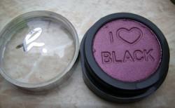 Produktbild zu agnès b. Monobulle Lidschatten Spezial-Effekte – Farbe: Black Cherry