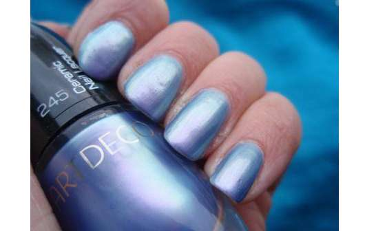 Artdeco Ceramic Nail Lacquer, Farbe: 245 iridescent butterfly wings (LE)