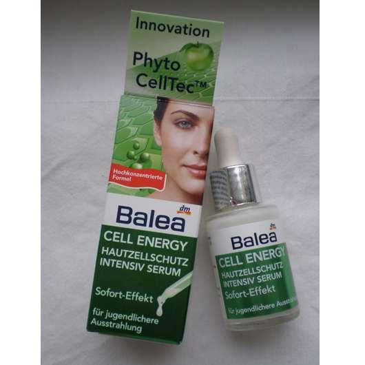 Balea Cell Energy Hautzellschutz Intensiv Serum