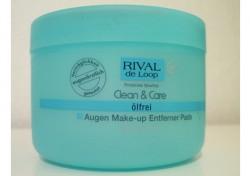 Produktbild zu Rival de Loop Clean & Care Augen Make-up Entferner Pads (ölfrei)