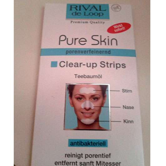 Rival de Loop Pure Skin Clear-up Strips