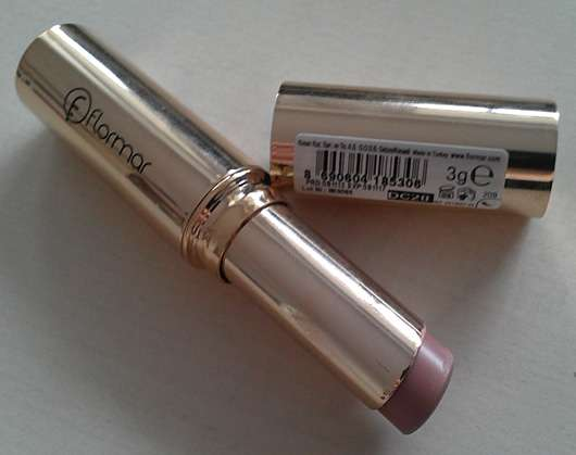 <strong>Flormar</strong> Deluxe Cashmere Stylo Lipstick - Farbe: DC28