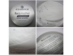 Produktbild zu essence fix & matte! translucent loose powder