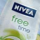 Nivea Free Time Pflegedusche