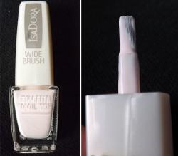 Produktbild zu IsaDora Graffiti Nail Top – Farbe: 816 Cotton (LE)
