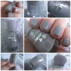 Produktbild zu essence colour & go nail polish – Farbe: 142 grey-t to be here