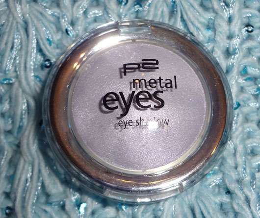 p2 metal eyes eye shadow, Farbe: 060 lilay butterfly