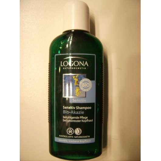 test shampoo logona sensitiv shampoo bio akazie testbericht von sunny 993. Black Bedroom Furniture Sets. Home Design Ideas